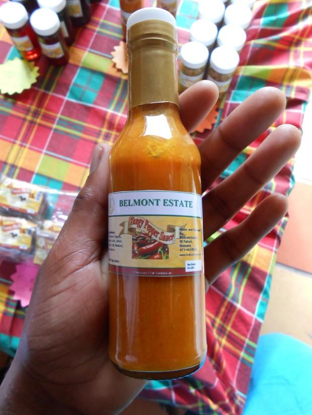 Belmonte pepper Sauce