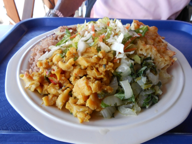 Curry Lambi Conch Grenada