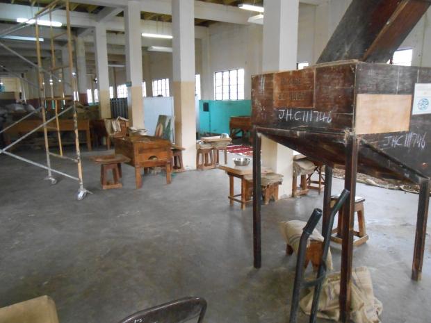 Grenville Nutmeg Factory 1