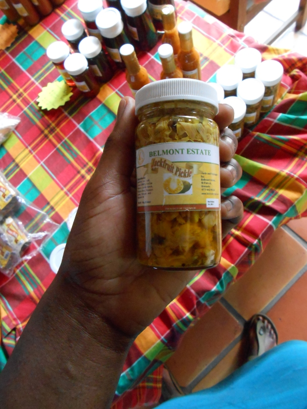 Jackfruit Pickle Grenada