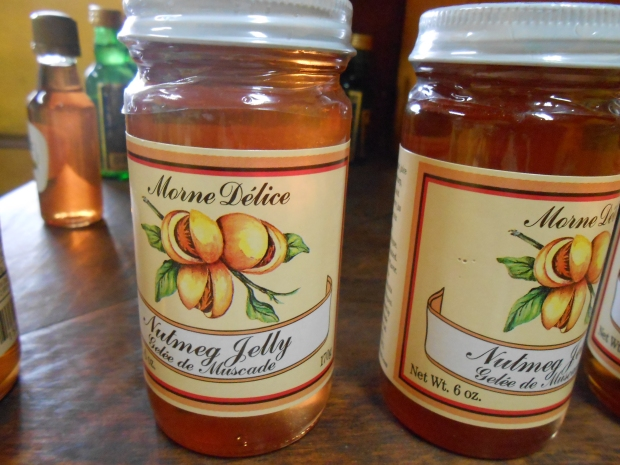 Nutmeg Jelly Grenada