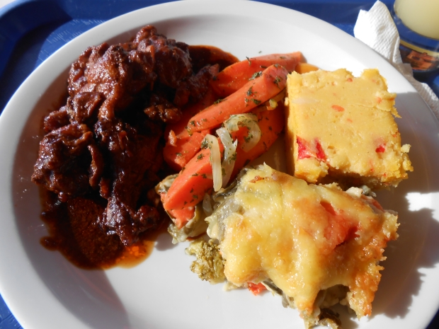 Stewed Chicken Grenada