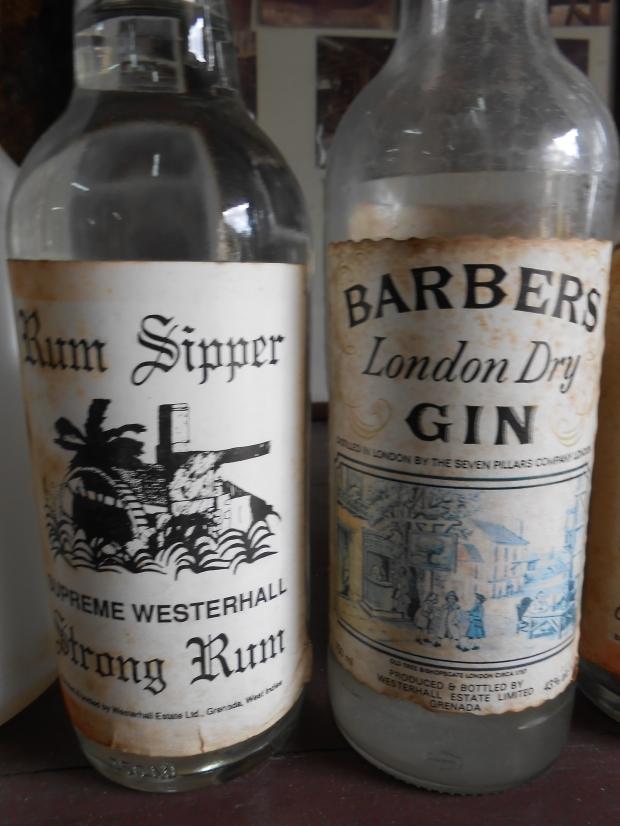 Westerhall Rum Grenada 1