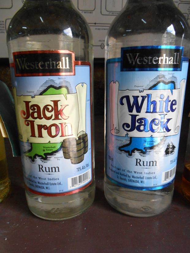 Westerhall Rum Grenada Jack Iron Rum White Jack