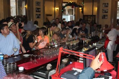 La Floridita Daiquari Bar - crazy service